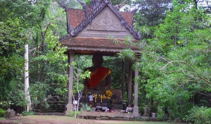 Храмы Ангкора - большой и малый круг
