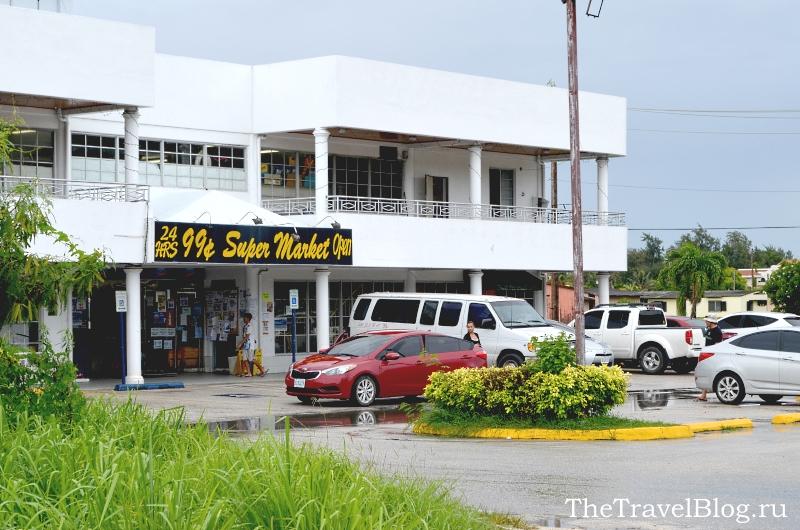 улицы Сайпана