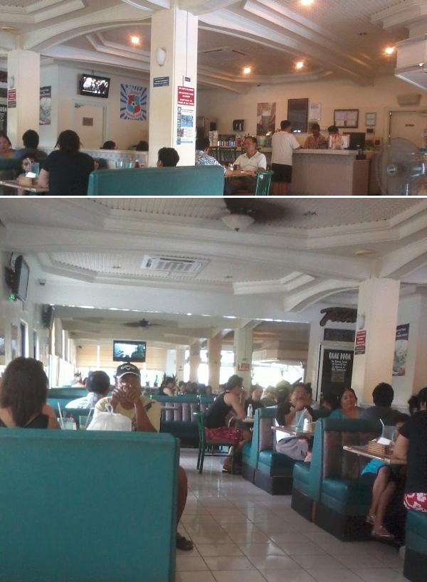 кафе Shirley's (в Century Hotel)