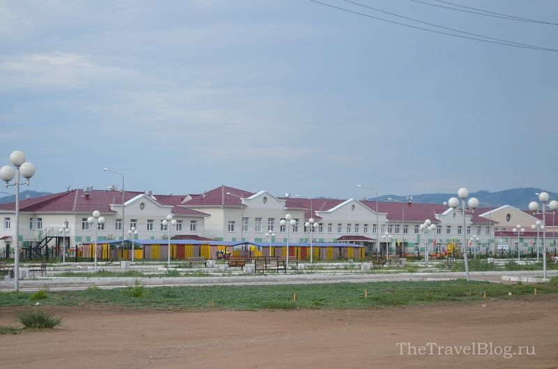 детский сад в Тугнуе