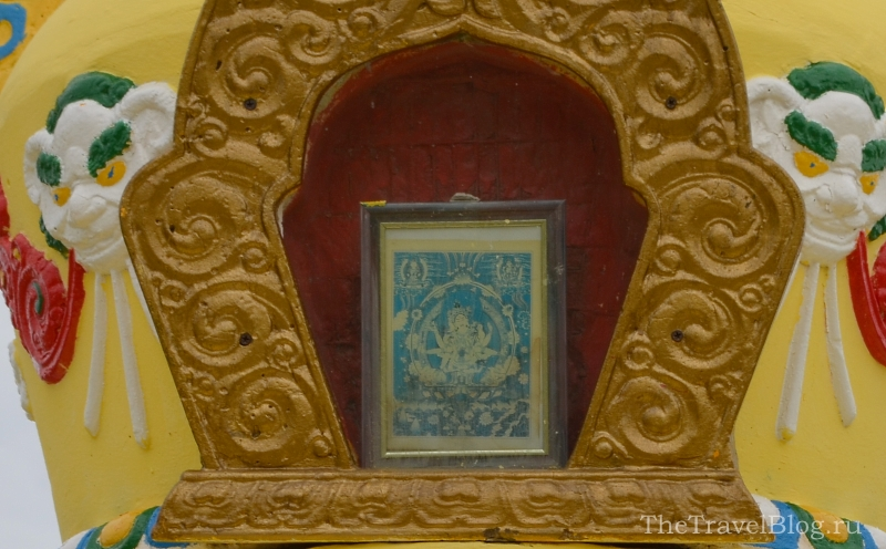 Посвящена Будде
