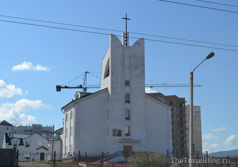 католический приход