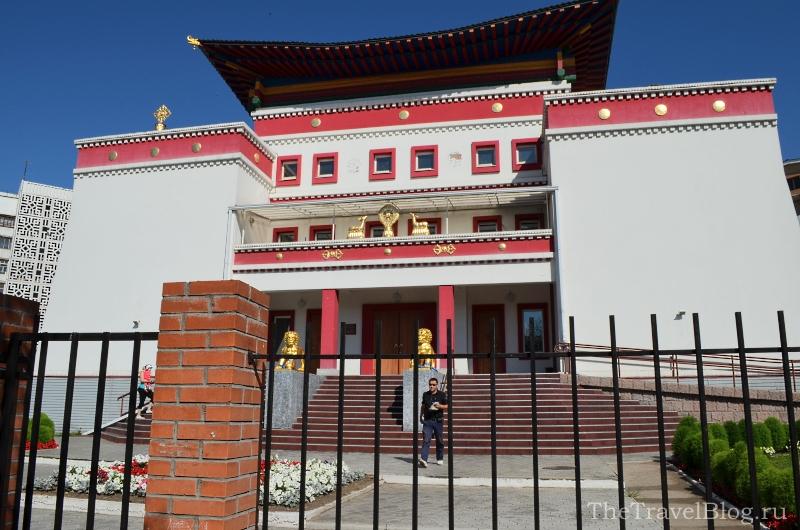 буддистский дацан