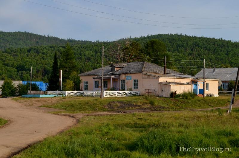 клуб в селе