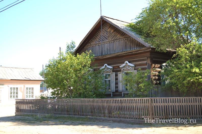 домик в Усть-Баргузине
