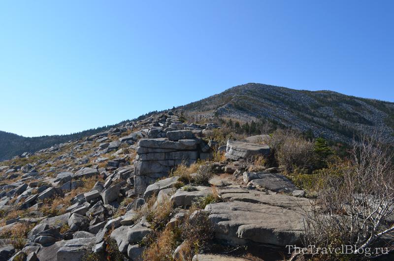 Камни на Пидане