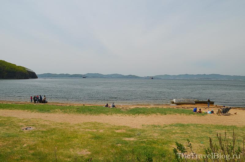 Море, отдыхающие