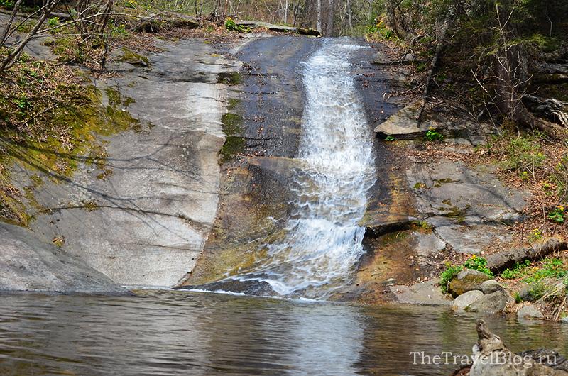 фото с водопадом