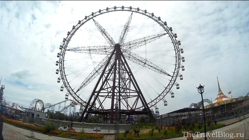 колесо обзорения