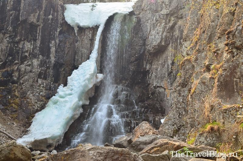 Беневской водопад