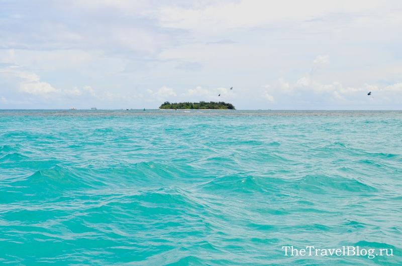 Манагаха - коралловый остров вблизи Сайпана