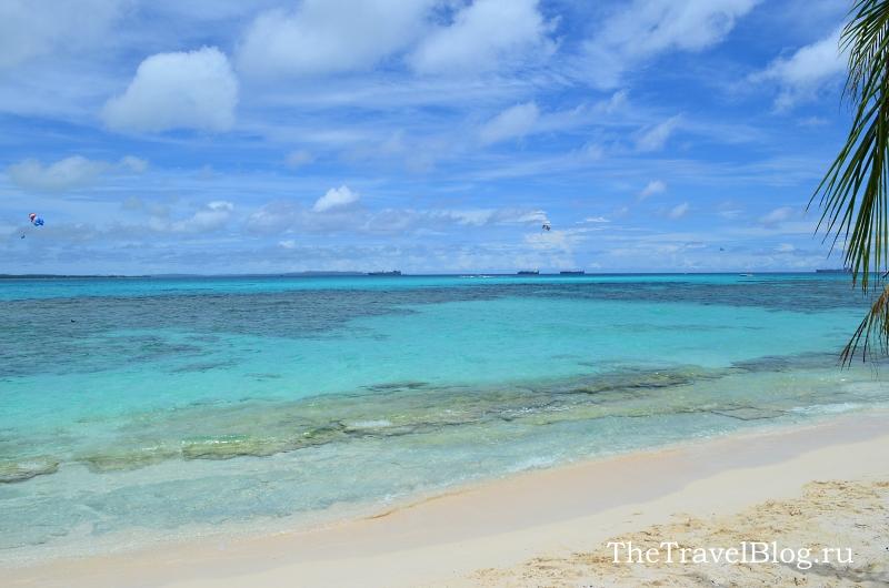 остров Манагаха