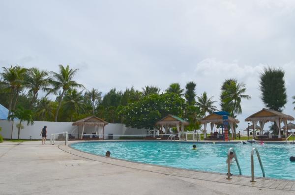 взрослый бассейн в Фиесте