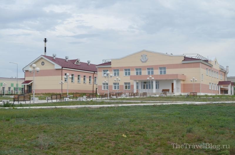 школа в Тугнуе