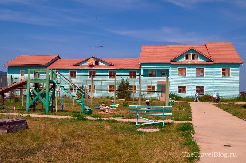 детская площадка в Лукоморье