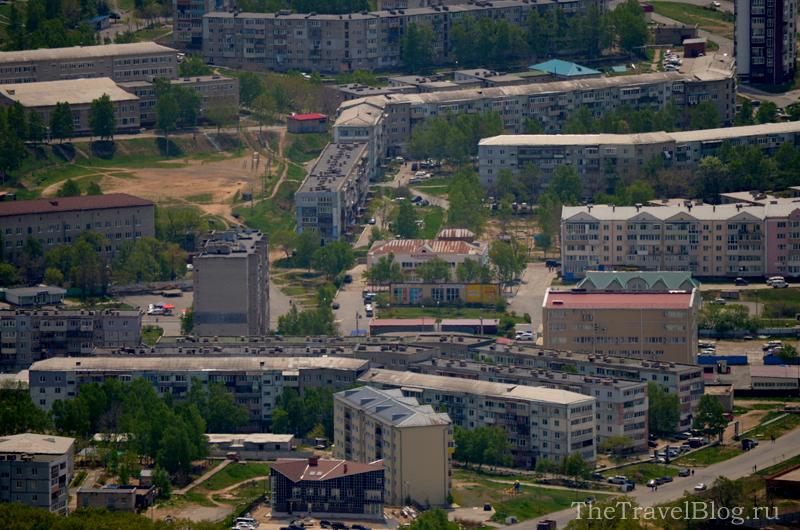 Восточный проспект, школа