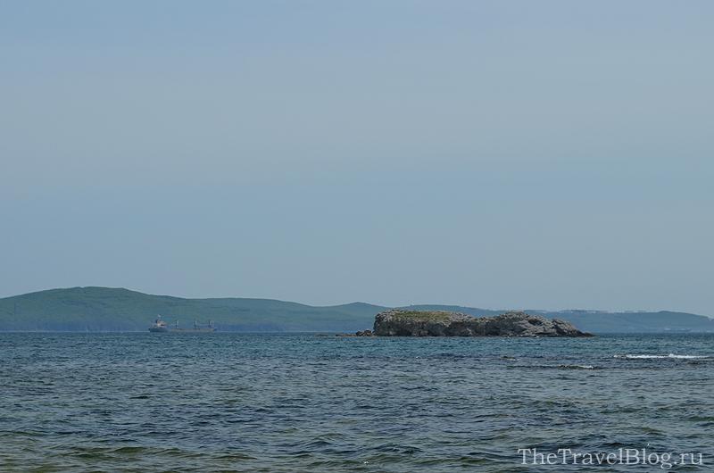 остров Створный