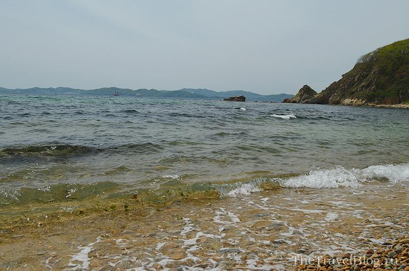 чистая морская вода