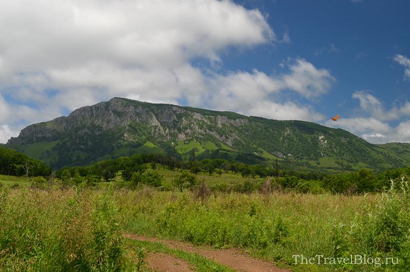 гора и степь